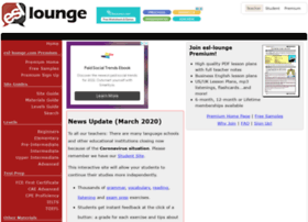 esl-lounge.com