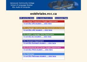 esldivlabs.vcc.ca
