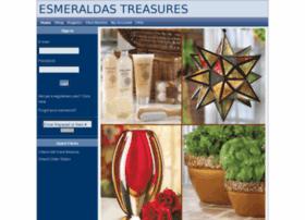 esmeraldastreasures.com