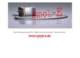 esmoking.de