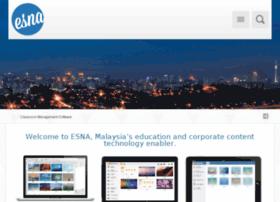 esna.com.my