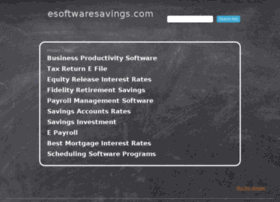 esoftwaresavings.com