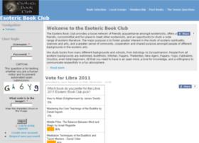 esoteric-book-club.org