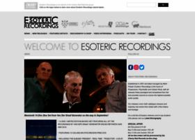 esotericrecordings.com