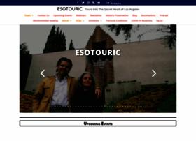 esotouric.com