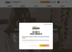 espace-concours.com