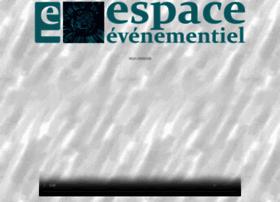 espace-evenementiel.com