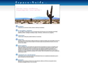 espace-guide.com
