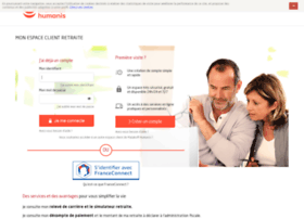 espace-particuliers.humanis.com
