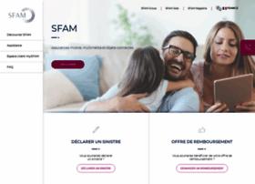 espaceclient-sfam.fr