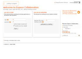 espacecollaboration.orange-business.com