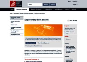 espacenet.com