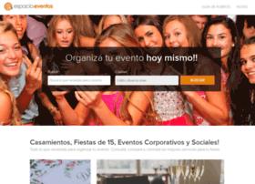 espacioeventos.com