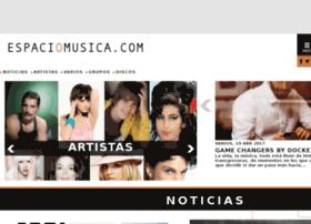 espaciomusica.com