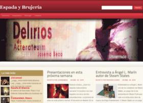 espadaybrujeria.com