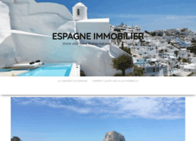 espagneimmobilier.fr