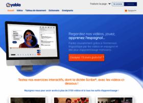 espagnol.yabla.com