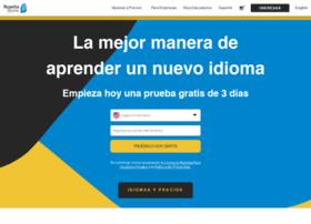 espanol.rosettastone.com