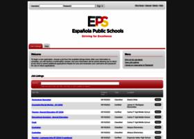 espanola.schoolrecruiter.net
