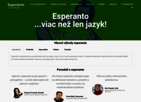 esperanto.sk