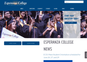esperanza.eastern.edu