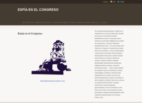 espiaenelcongreso.wordpress.com