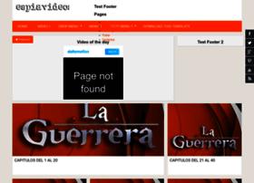 espiavideos-laguerrera.blogspot.se