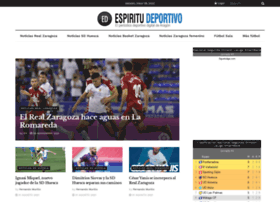 espiritudeportivo.es