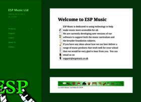 espmusic.co.uk