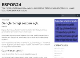 espor24.com