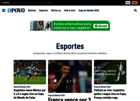 esportes.opovo.com.br
