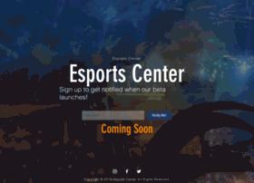 esportscenter.com