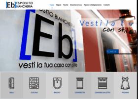 espositobiancheria.com
