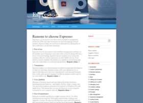 espresso.silverink.nl