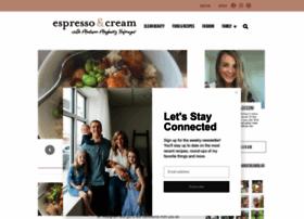 espressoandcream.com