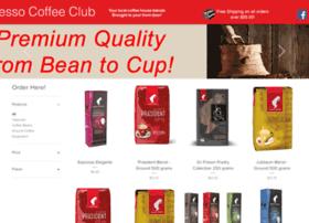 espressocoffeeclub.com