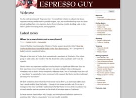 espressoguy.com