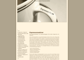 espressoinfo.se
