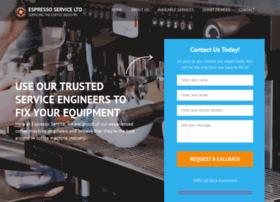 espressoservice.co.uk