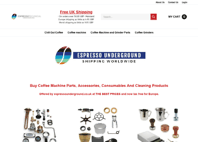espressounderground.co.uk