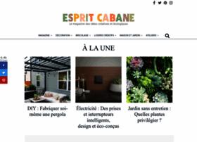 espritcabane.com