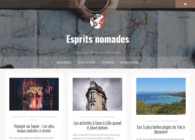 esprits-nomades.com