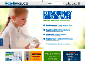 espwaterproducts.com