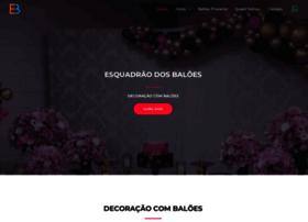 esquadraodosbaloes.com.br