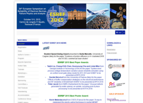 esref2015.sciencesconf.org