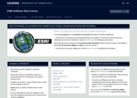 esri.uconn.edu