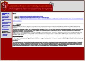 esrp.csustan.edu