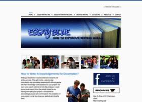 essayblue.weebly.com
