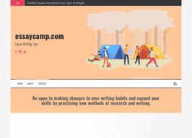 essaycamp.com