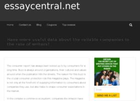essaycentral.net